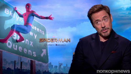 Роберту Дауни-мл за 8 минут в «Человеке-пауке» заплатили больше, чем Тому Харди за всего «Венома»