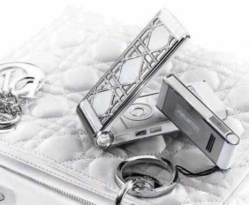 Новый телефон от Dior