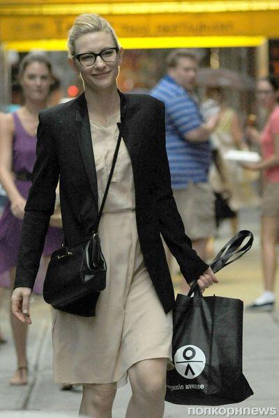 Кейт Бланшетт не разделяет личную и профессиональную жизнь