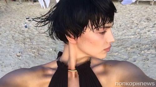 Ирина Шейк снова сменила имидж