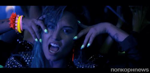 Новый клип Деми Ловато - Neon Lights