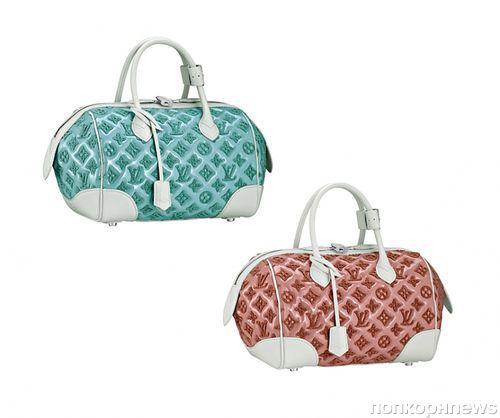 Новая коллекция сумок от Louis Vuitton. Весна 2012
