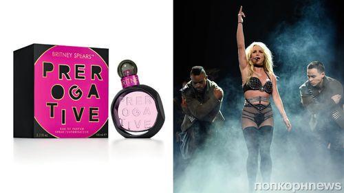 Бритни Спирс представила новый унисекс-аромат Prerogative