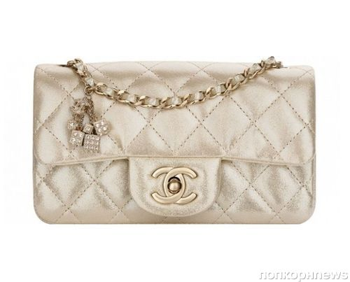 Эксклюзивная коллекция сумок Chanel для Bellagio Las Vegas 1ebb88f14e1