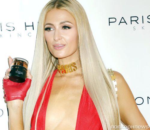 Фото: Пэрис Хилтон представила свою новую косметическую линию в Лас-Вегасе