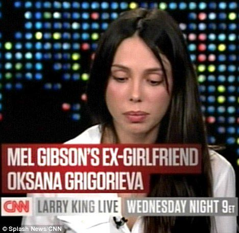 Оксана Григорьева рассказала всю правду на шоу Ларри Кинга