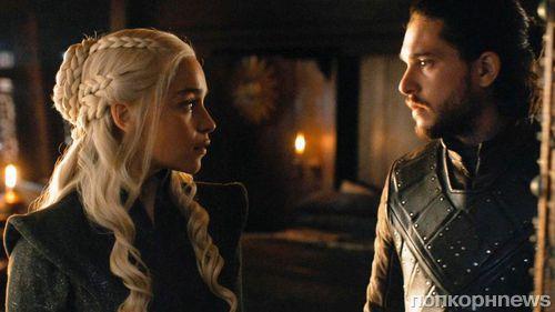 Видео: как снимали финал 7 сезона «Игры престолов»