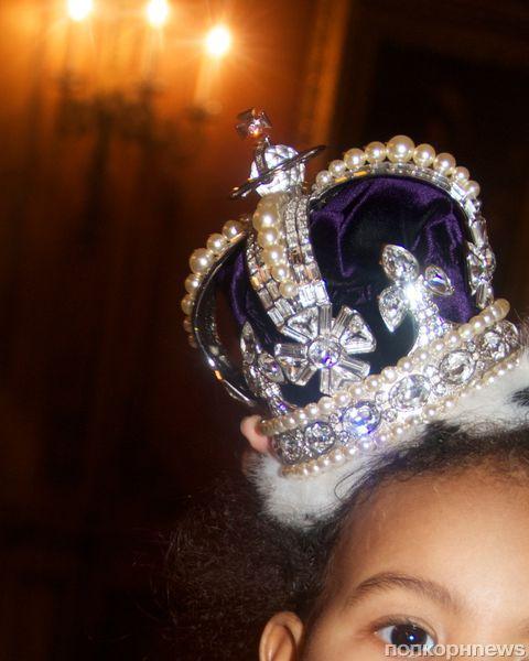 Дочь Бейонсе достойна короны