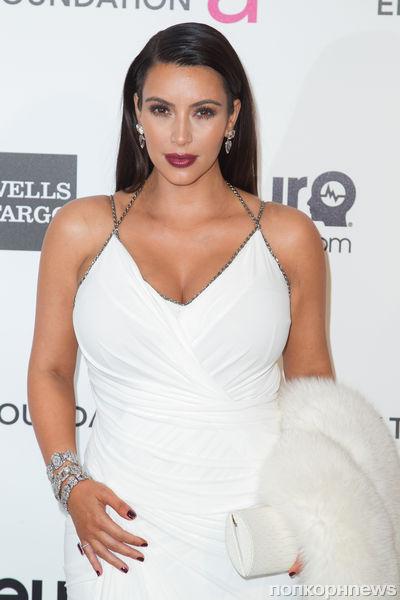 PETA считает, что ребенок Ким Кардашян не станет носить мех