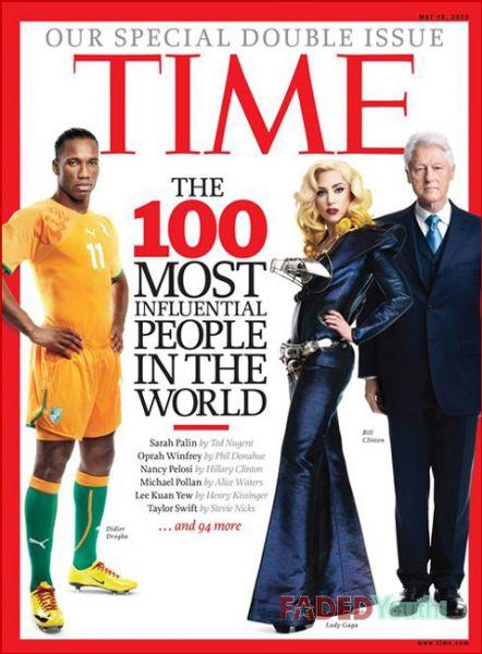 Time назвал самых влиятельных людей мира