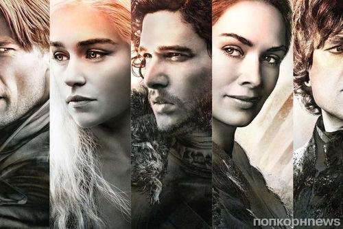 Звезды «Игры престолов» станут самыми высокооплачиваемыми ТВ-актерами в истории