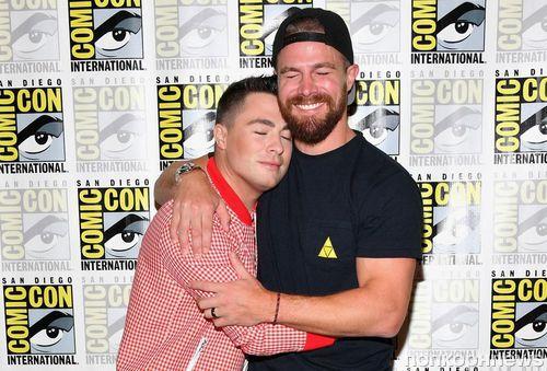 Фото: звезды «Стрелы» представили новый трейлер 7 сезона на Comic-Con 2018