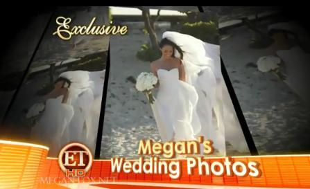 Эксклюзив от ETOnline: свадебные фото Меган  Фокс