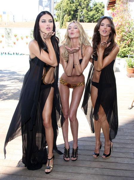 У модели Victoria's Secret анорексия?
