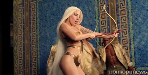 Lady GaGa плещется в бассейне, пока в Калифорнии свирепствует засуха