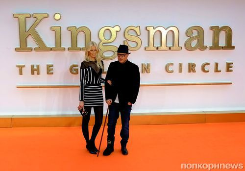 Холли Берри, Колин Ферт, Ченнинг Татум и другие звезды на премьере «Kingsman: Золотое кольцо»