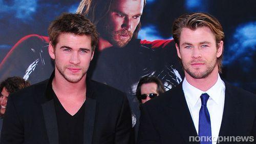 Крис Хемсворт едва не уступил роль Тора младшему брату Лиаму