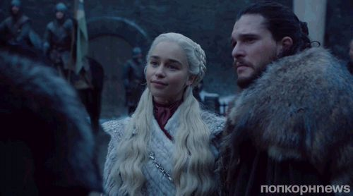 «Винтерфелл к вашим услугам»: Санса Старк и Дейенерис встретились в новом тизере 8 сезона «Игры престолов»