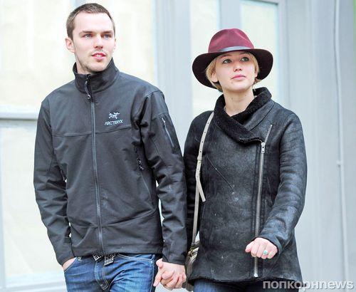 Дженнифер Лоуренс рассказала, что раздражало Николаса Холта в их отношениях