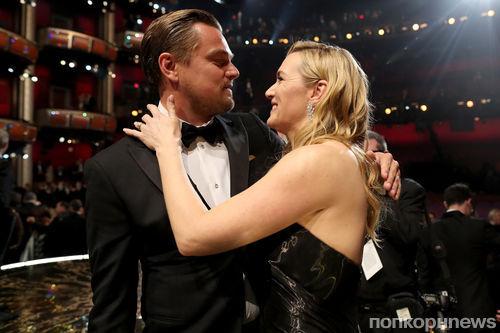 Звезды «Титаника» Кейт Уинслет, Лео ДиКаприо и Билли Зейн воссоединились на благотворительном приеме