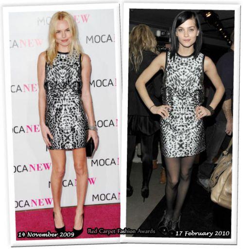 Fashion battle: Кейт Босуорт и Лей Лезарк