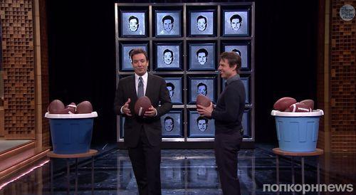 Том Круз на шоу Джимми Фэллона