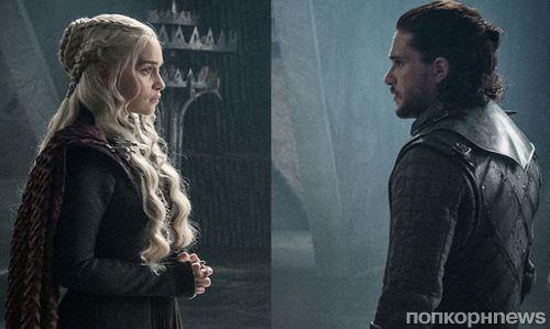 Режиссер «Игры престолов» подтвердил грядущую любовную линию Дейенерис и Джона Сноу