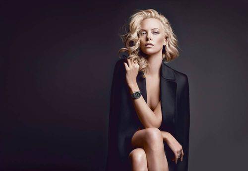 Шарлиз Терон для часов Dior VIII Timepieces