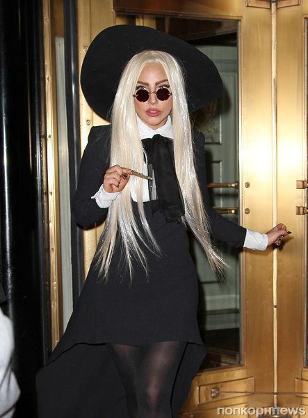 Терри Ричардсон снимает документальный фильм о Lady Gaga