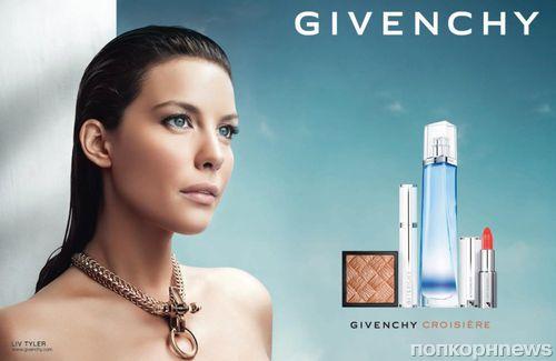 Лив Тайлер в новой рекламной кампании Givenchy. Весна / лето 2013