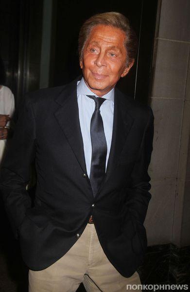 Валентино: я не уверен, что Раф Симонс подходит на роль главы Dior