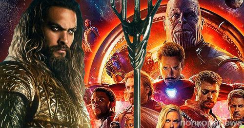 «Хочу выпить с Тором»: Джейсон Момоа мечтает о кроссовере Marvel и DC