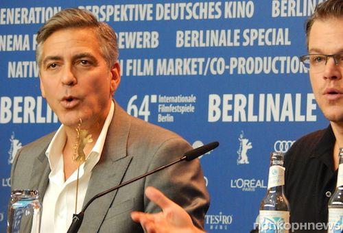 Берлинале 2014. Джордж Клуни и его охотники за сокровищами