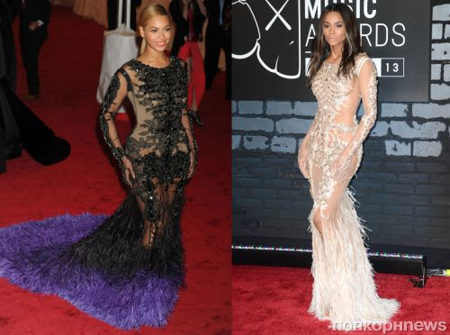 Fashion battle: Бейонсе и Сиара