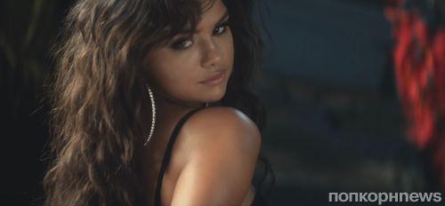 Селена Гомес исполнила зажигательные танцы в клипе с Cardi B на песню Taki Taki