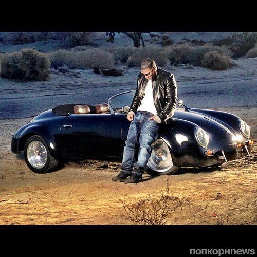 "Новый клип Nelly на песню ""Hey Porsche"""
