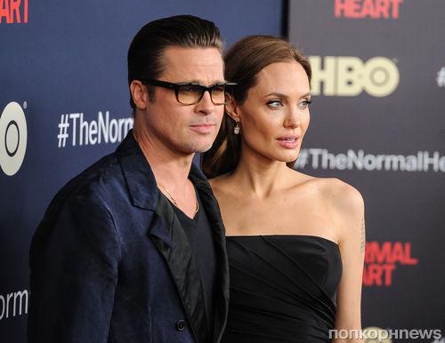 Анджелина Джоли и Брэд Питт выпустили собственное вино