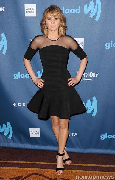 Церемония GLAAD Media Awards 2013 в Лос-Анджелесе
