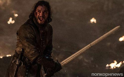 Кит Харингтон прокомментировал шокирующий финал третьего эпизода «Игры престолов»