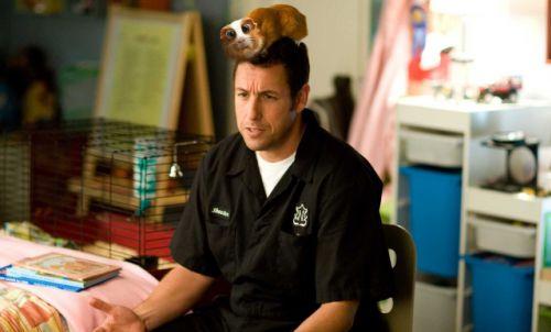 """Адам Сэндлер - """"Служитель зоопарка"""""""