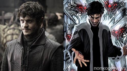 Иван Реон снимется в «Нелюдях» Marvel
