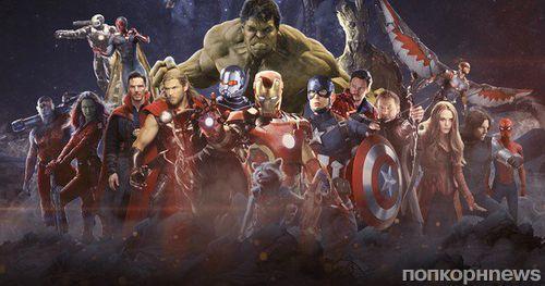 Бюджет «Мстителей 3» и «Мстителей 4» составит 1 миллиард долларов