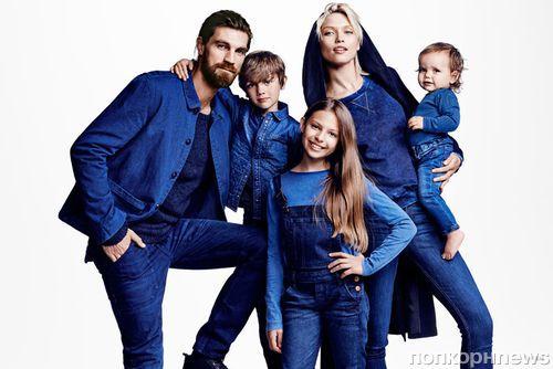 H&M запускают джинсовую линию одежды