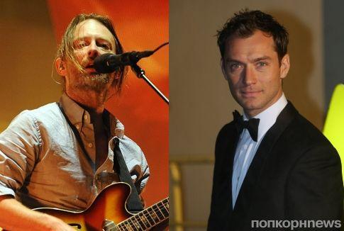 Radiohead и Джуд Лоу сняли фильм для Greenpeace