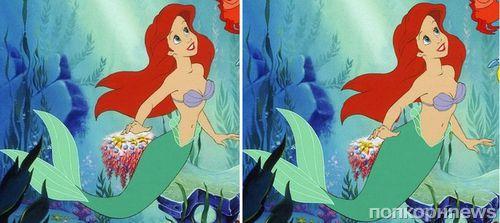 Фото: как выглядели бы принцессы Дисней, обладай они фигурами реальных женщин