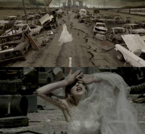 Новый клип группы Кортни Лав Hole - Samantha
