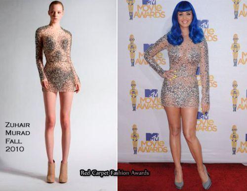MTV Movie Awards 2010: Худшие выходы знаменитостей