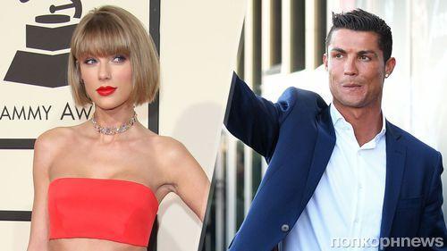 Криштиану Роналду и Тейлор Свифт признаны самыми популярными людьми в Интернете