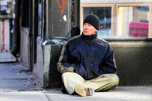 Ричарда Гира перепутали с бездомным