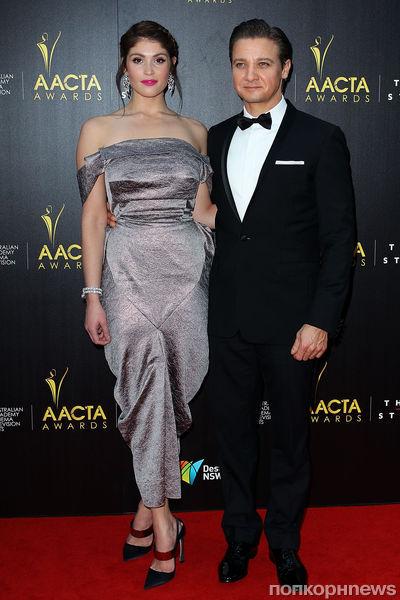 Звезды на церемонии AACTA Awards в Сиднее